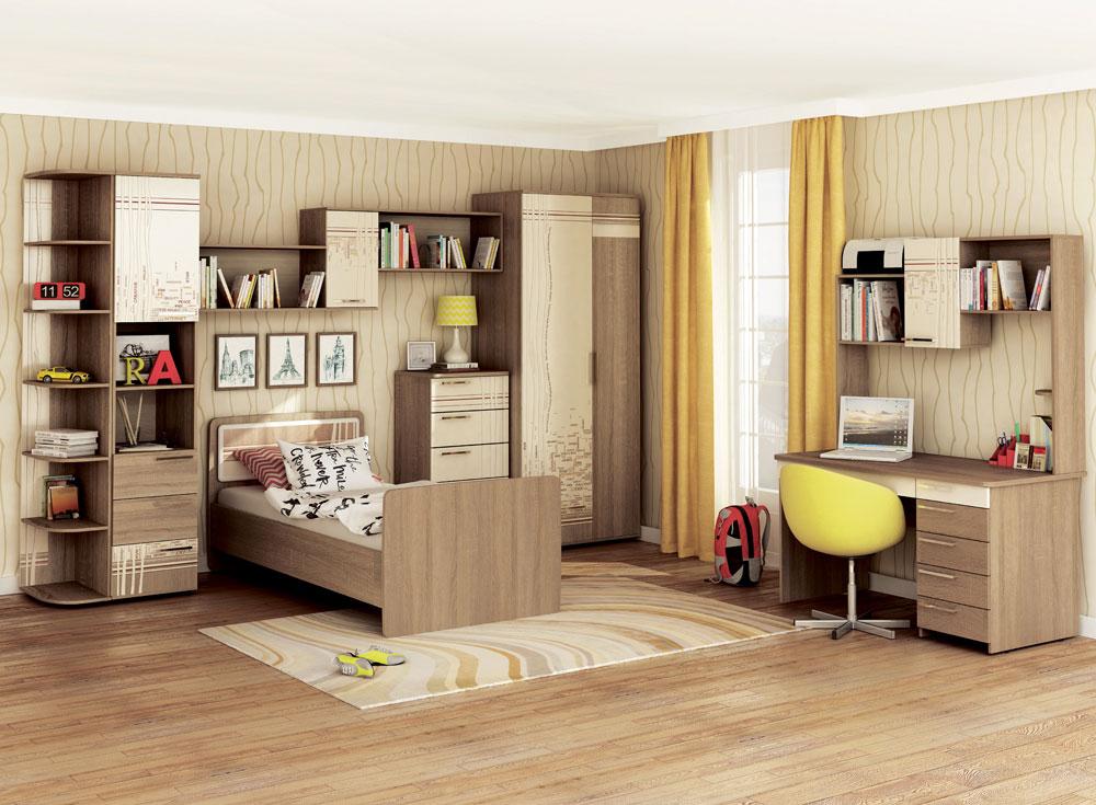 Купить детскую мебель для подростка