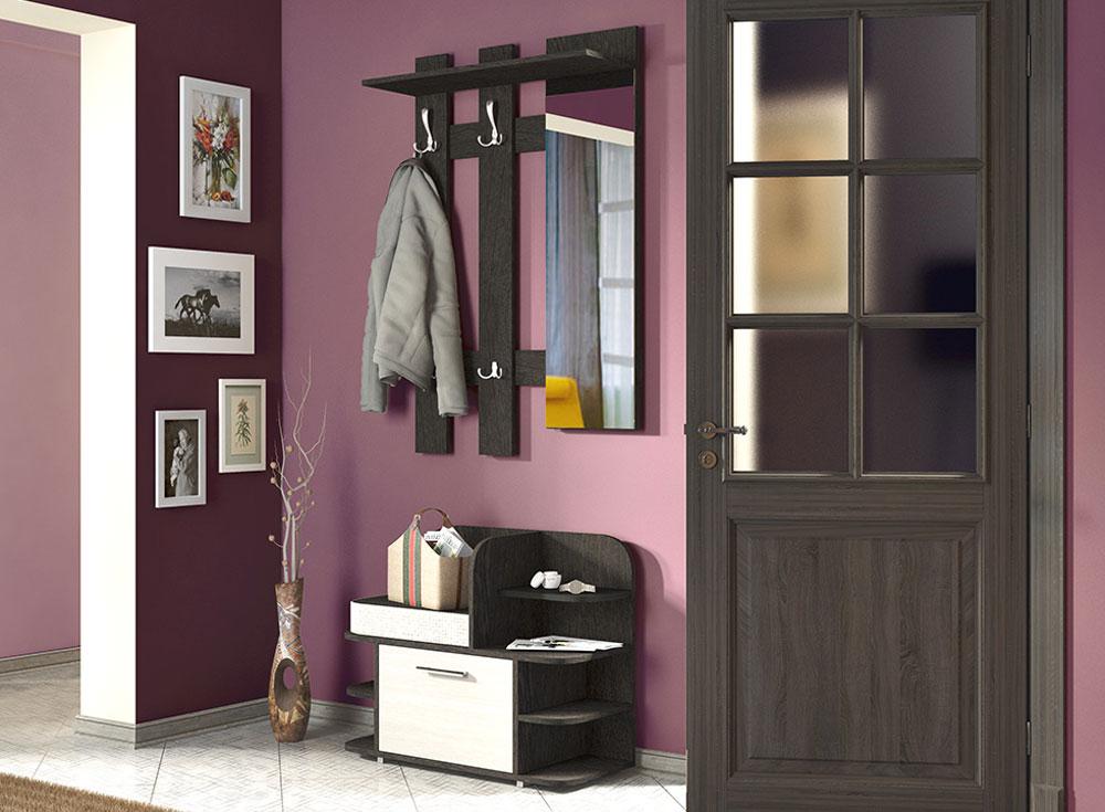 292Прихожая дизайн мебели