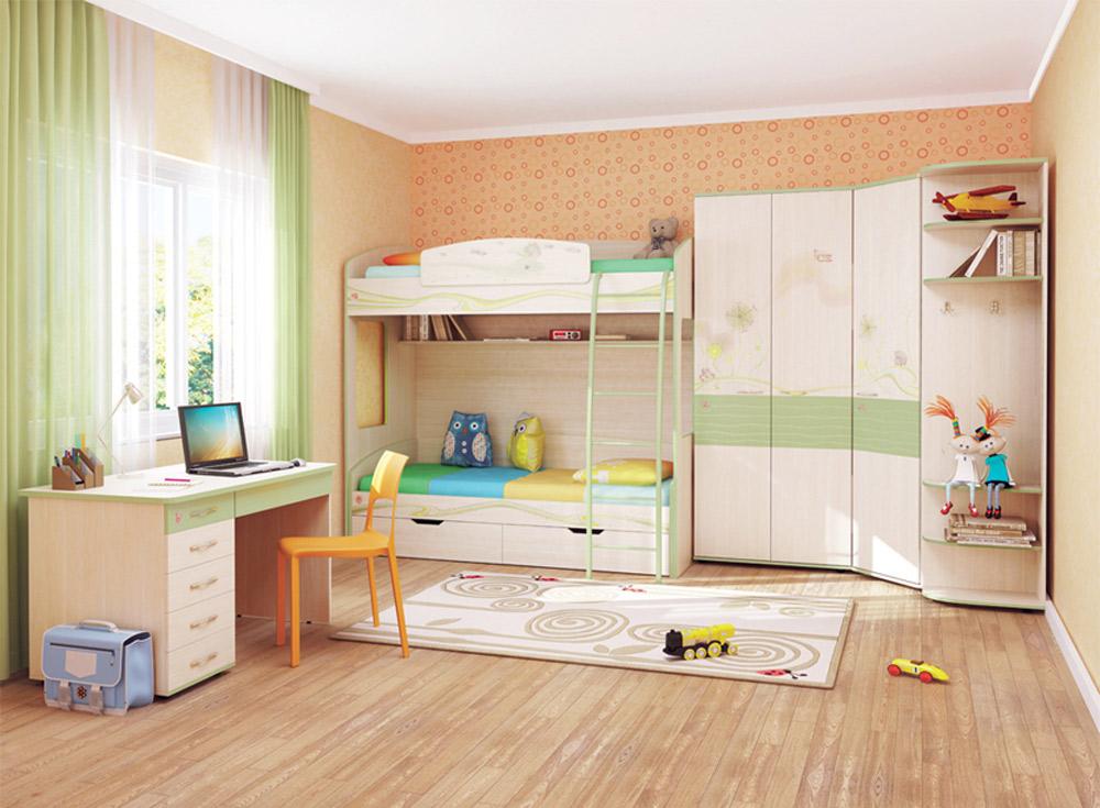 купить детскую мебель в новосибирске доставка по россии интернет